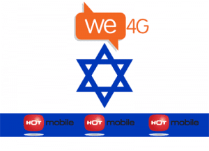 """ספקית סלולר חדשה: WE4G מציגה חבילה לכל החיים ב29 ש""""ח, והוט מובייל כנגד מציעה מבצע לרגל יום העצמאות"""