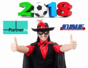מונדיאל 2018 ברוסיה ערוץ חדש פרטנר TV