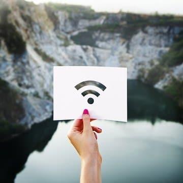 שיפור קליטת אינטרנט wifi