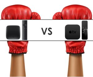 קרב הסטרימרים הגדול – Apple TV או Xiaomi Mi Box