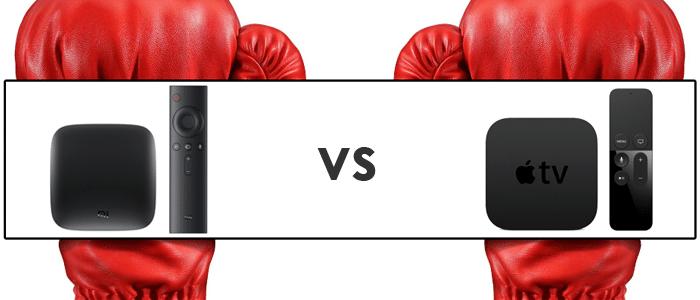 מה עדיף Xiaomi Mi Box vs Apple TV