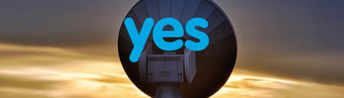 yes נפרדת מהלווין