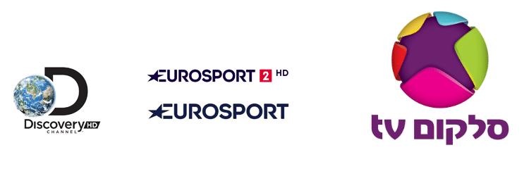 סלקום TV ערוצים חדשים יורוספורט ודיסקברי
