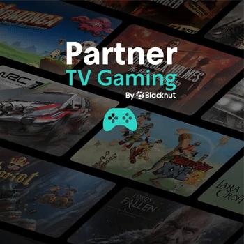 partner tv gaming