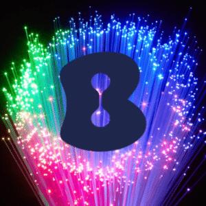 בזק משיקה אינטרנט מבוסס סיבים אופטיים