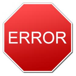 דיווח על שגיאה באתר
